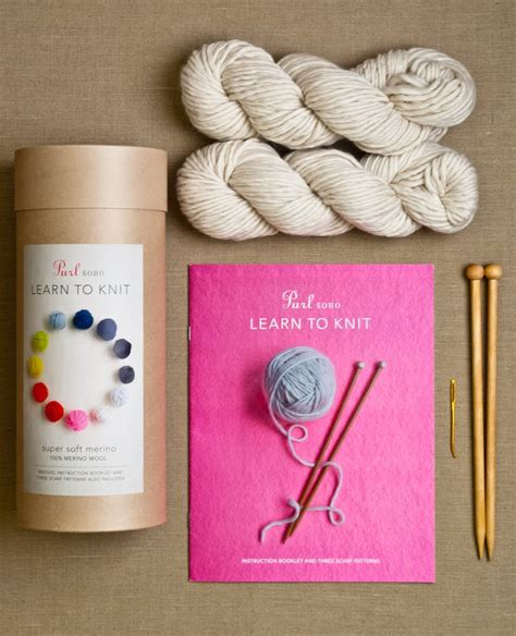 learn to knit kit gift guide part 3 your best friend who always knows the