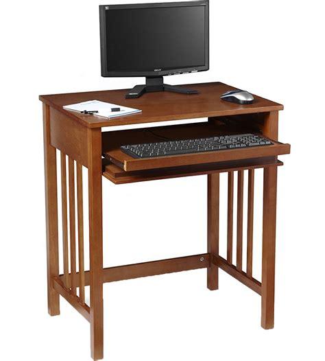 woodworking computer desk compact wood computer desk in desks