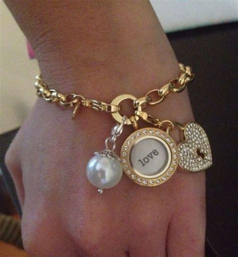 origami owl charm bracelet 399 best images about bridal charm bracelet on