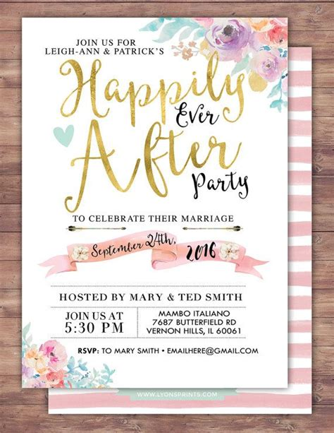 after invitations best 25 wedding after ideas on wedding