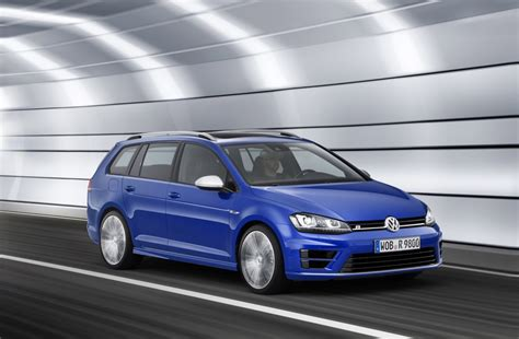 2015 volkswagen golf r variant volkswagen golf r variant revealed ahead of l a auto