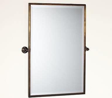 pivot bathroom mirrors kensington pivot mirror large rectangle antique