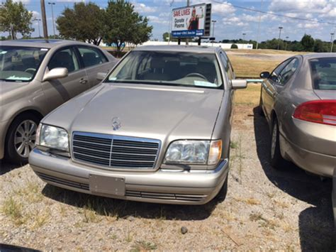 1999 Mercedes S500 For Sale by 1999 Mercedes S Class For Sale Carsforsale