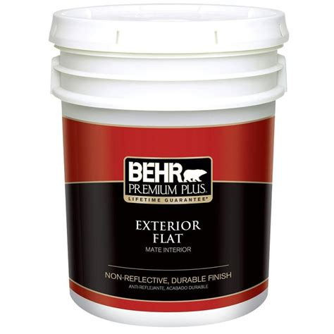 home depot 5 gallon interior paint 5 gallon exterior paint