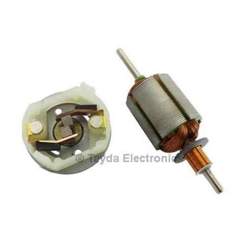Brushed Ac Motor by Dc Motor 12v 80ma 5 Poles Carbon Brushes