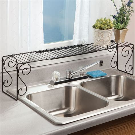 shelf for kitchen sink expandable the sink shelf kitchen shelves