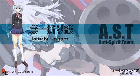 date a live origami tobiichi origami date a live by kyuzomukatsu on deviantart