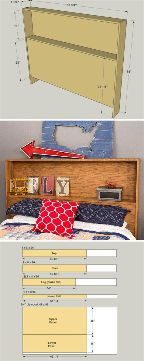 diy headboards with shelves best 25 headboard shelves ideas on headboard