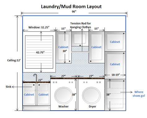 mud room layout am dolce vita laundry mud room makeover taking the plunge