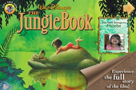jungle book story with pictures the jungle book disney classics best apps for