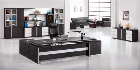 modern executive office desk couleur de peinture pour bureau professionnel