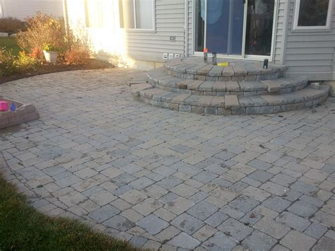 cost of patio pavers paver patio cost patio design ideas