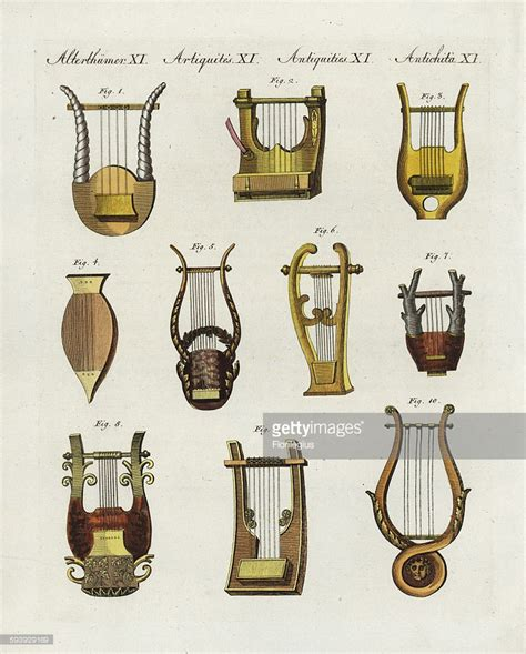 lyre musical instrument ancient and musical instruments different