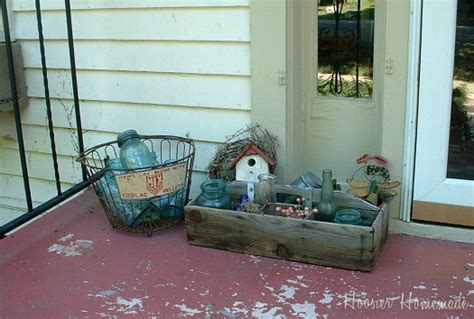 how to decorate a front porch for decorating your front porch hoosier