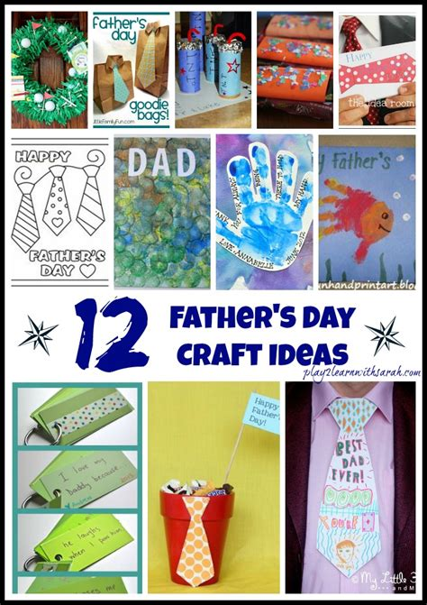 fathers day craft ideas 12 1 s day craft ideas and thyme