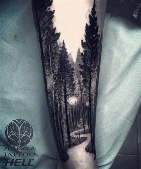best 25 forest tattoos ideas on pinterest tree tattoos