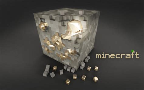 minecraft iron desktop hub minecraft iron ore