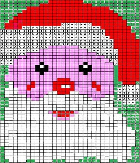 how to chart a knitting pattern chart to knit santa knitted things