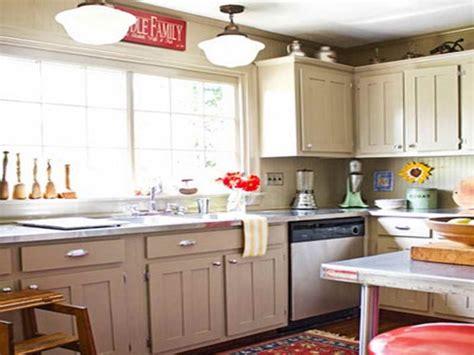 kitchen decor ideas on a budget kitchen design ideas on a budget