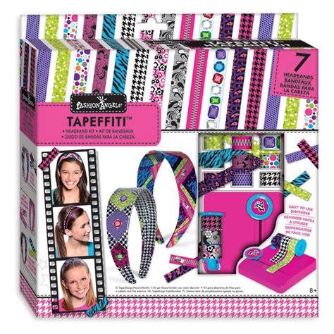 crafting kits for tapeffiti headband decorative craft kit for