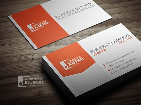 how to make a professional business card professional corporate business card template free pik psd
