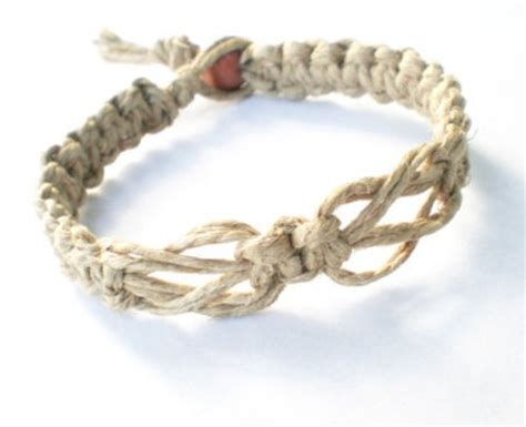 how to make a hemp bracelet with hemp bracelets hemp anklets hempnotic jewelry shop