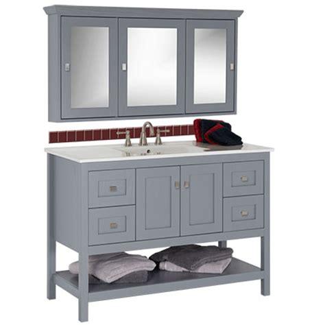 Spa Style Bathroom Vanity by Strasser Alki Spa Inset Style Vanity With Shaker Style