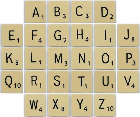 how many tiles of each letter in scrabble 17 best ideas about wooden scrabble tiles on