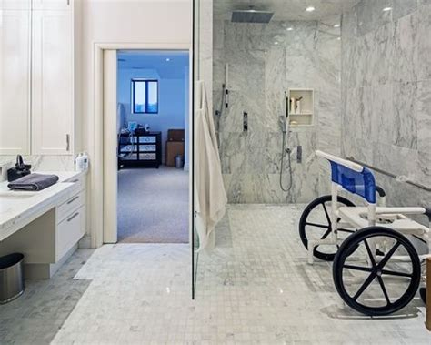 accessible bathroom design wheelchair accessible bathroom houzz
