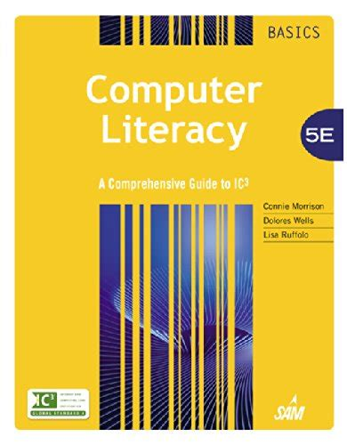 mathxl standalone access card 6 month access save 13 computer literacy basics a comprehensive