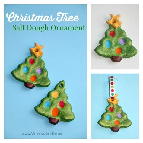 salt dough tree ornaments fingerprint tree salt dough ornament s