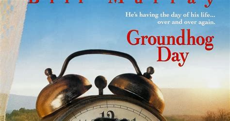 groundhog day poster reviews groundhog day