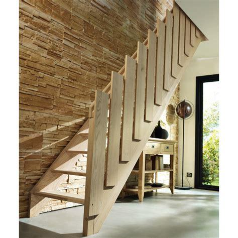 habillage escalier bois castorama mzaol