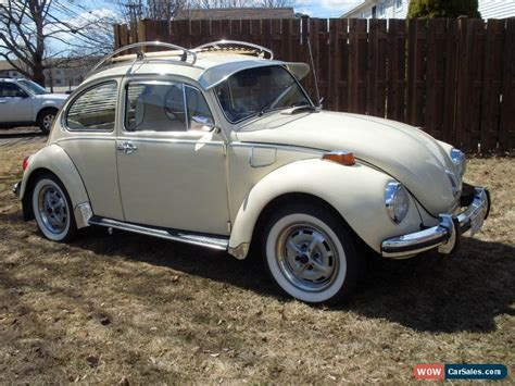Volkswagen Classic Beetle For Sale by 1971 Volkswagen Beetle Classic For Sale In Canada