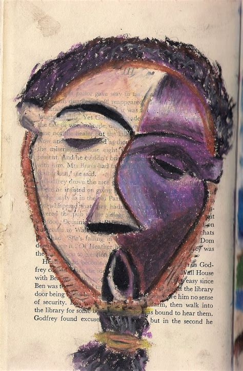 picasso paintings mask mask aged 16 by lloveandsqualor on deviantart