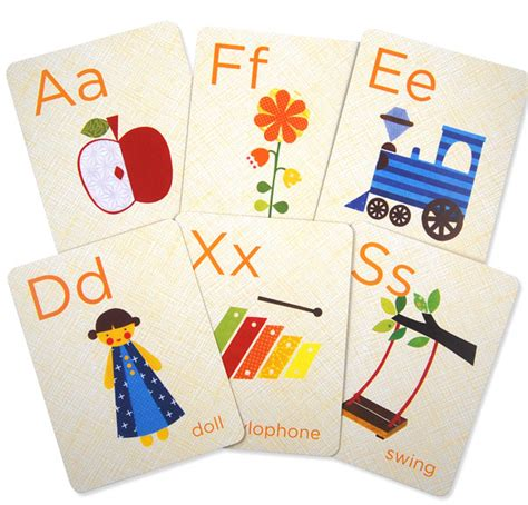 R R Creations Toddler Time Flash Cards