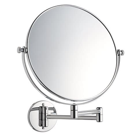 extending bathroom mirror buy lewis extending magnifying bathroom mirror 25cm