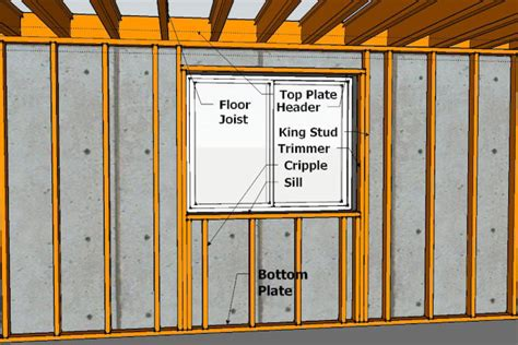 how to frame a floor basement framing how to frame your unfinished basement