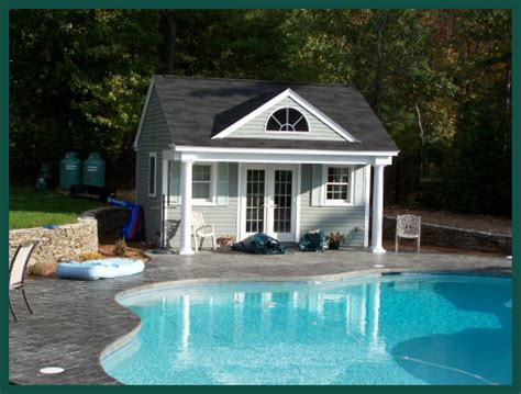 pool houses plans farmhouse plans pool house