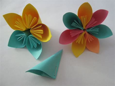 origami flower tutorial origami flowers learn 2 origami origami