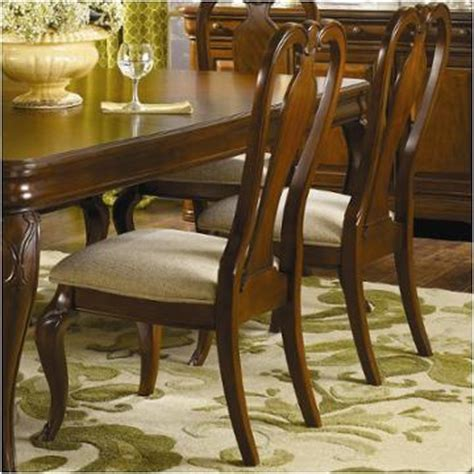 legacy classic evolution dining room furniture 9180 140 legacy classic furniture evolution side chair