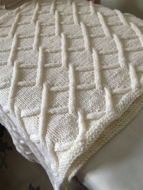 cable baby blanket knitting pattern free baby blanket knitting patterns in the loop knitting