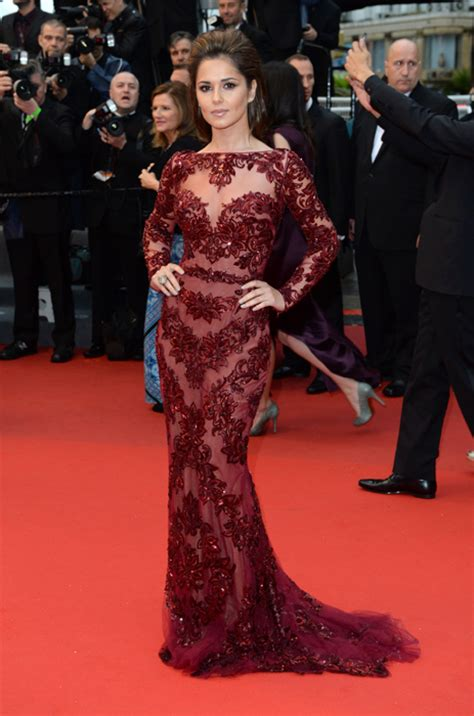 cannes film festival 2013 cheryl cole steps out in