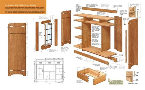 free sketchup woodworking plans how to present woodworking plans in layout layout