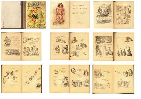 printable picture book 7 best images of antique miniature printable books free