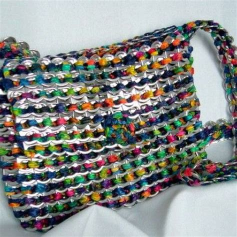 pop tab crafts for 25 best ideas about soda can tabs on soda can
