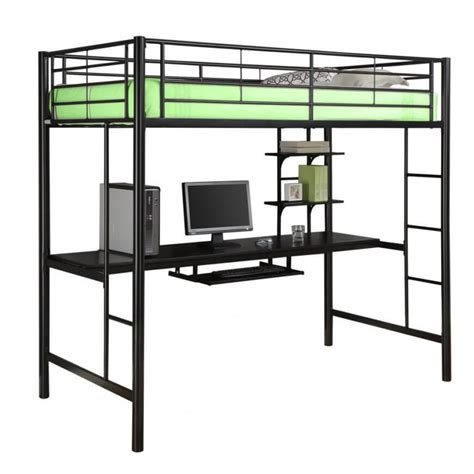 metal bunk beds with storage 25 awesome bunk beds with desks for