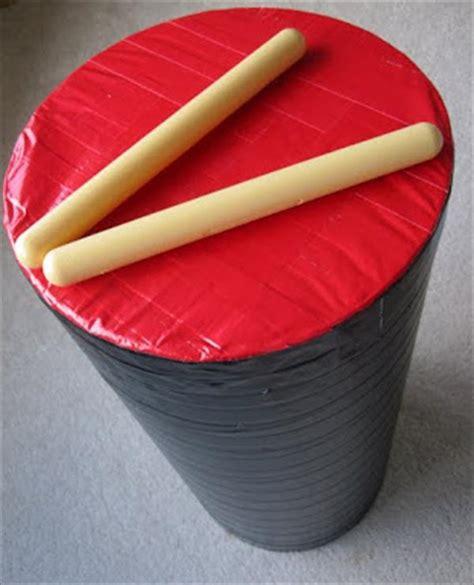 drum craft for diy duct drum 101 duct crafts