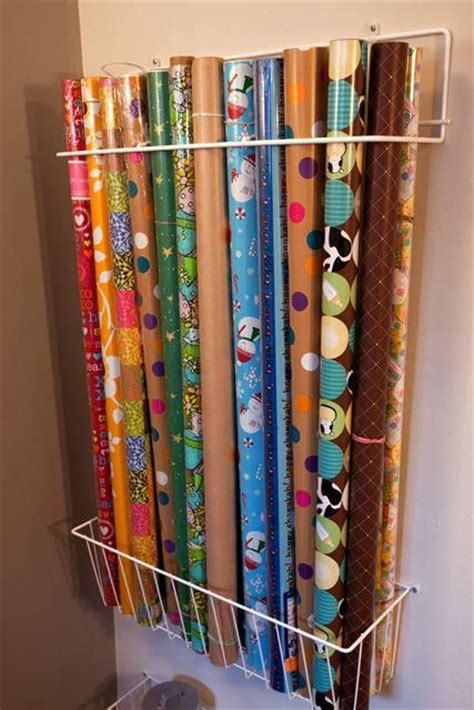 how to store craft paper best way to store wrapping paper rolls