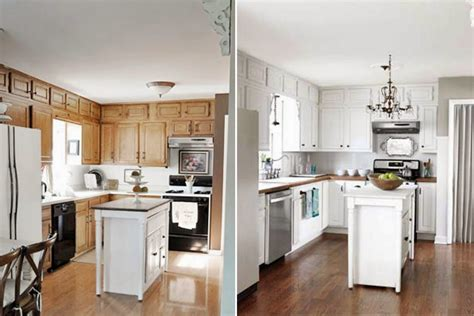 paint my kitchen cabinets white paint kitchen cabinets white before and after home